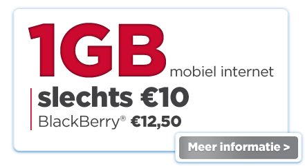 1GB mobiel internet